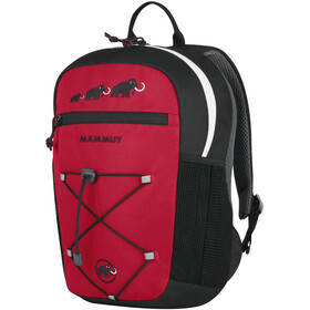 Mammut First Zip Daypack 16l Kids, rojo